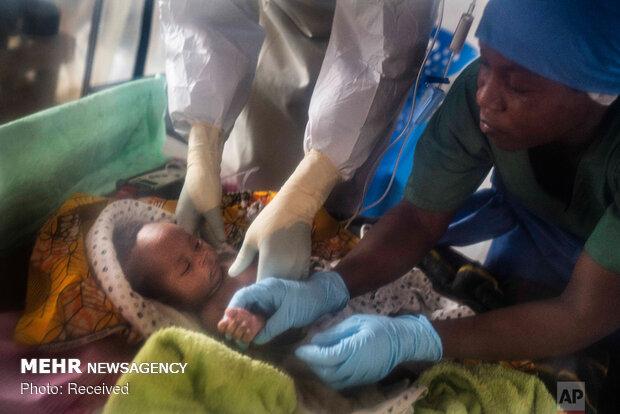 تلفات ابولا در شرق کنگو