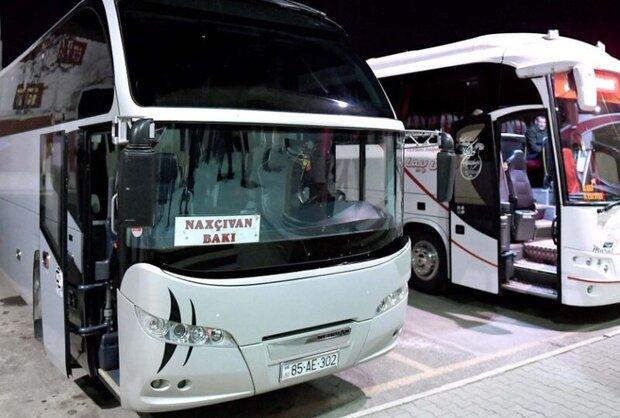 Iran simplifies customs procedures for Baku-Nakhchivan buses