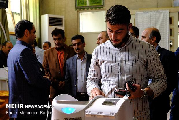 آخرین آمارشرکت کنندگان انتخابات شورایاری ها/ گزارش درگیری نداشتیم