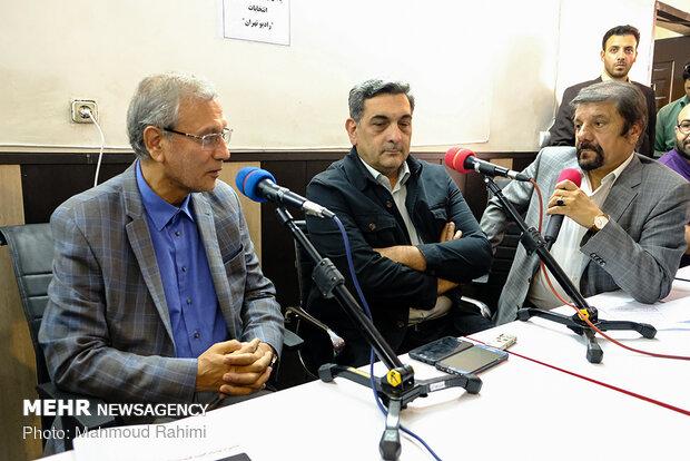 پنجمین دوره انتخابات شورایاری محلات شهر تهران