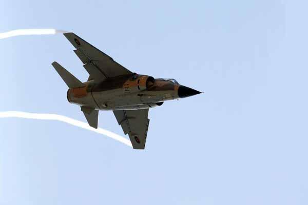 بمباران پایگاه هوایی الجفره طرابلس در جنوب طرابلس