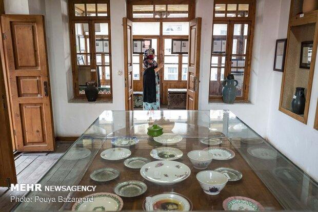 """منزل المناضل """"ميرزا كوجك خان جنكلي"""" يستقبل السياح بشمال ايران"""