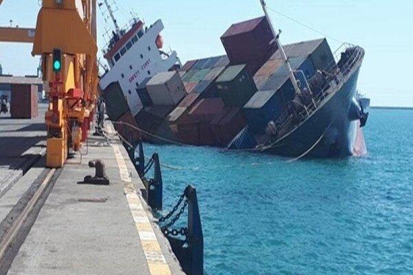Iranian vessel sinks near Azerbaijan's Lankaran port: Trend