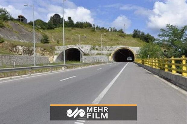 Tehran-Shomal freeway to be inaugurated before winter: road min.