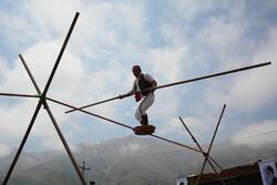 """إحتفالية الألعاب المحلية في قرية""""جواهردشت"""" /صور"""