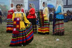İran'daki Geleneksel Oyunlar Festivali'nden kareler