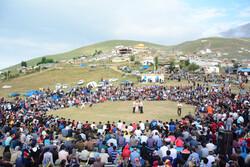 گیلان میں مقامی کھیلوں کا فیسٹیول منعقد