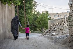بافت در حال تخریب و خطرساز منطقه سنجان اراک