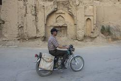 وضعیت معابر و بافت قدیمی منطقه سنجان شهر اراک