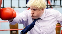 Conflict between Johnson and European Union