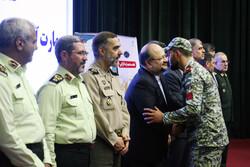 مسلح افواج کے ماہر جوانوں کے اعزاز تقریب منعقد