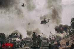 «رد خون» مهرماه به سینماها میرسد/ رونمایی تصویری از «مرصاد»