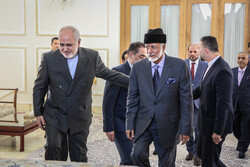 Iranian, Omani FMs hold talks