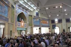 خیل حضور زائران اربعین فتنه دشمنان ایران و عراق را خاموش می کند