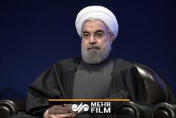 روحانی: پول مردم و قیمت مسکن هیچ وقت به هم نمیرسند