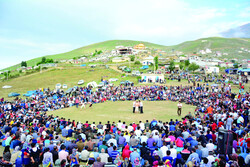 Festival of local games held in Javaher Dasht