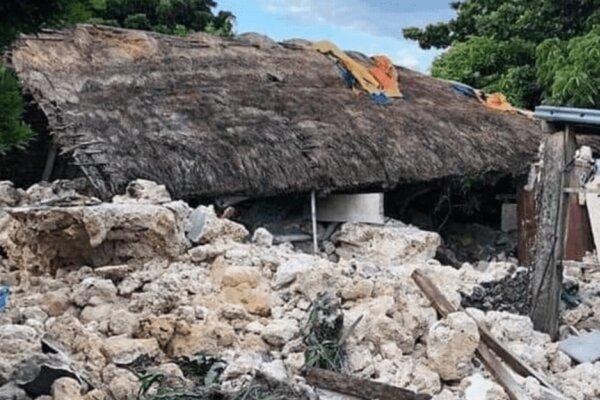فلپائن میں 5.4 اور 5.9 شدت کے زلزلوں میں 8 افراد ہلاک