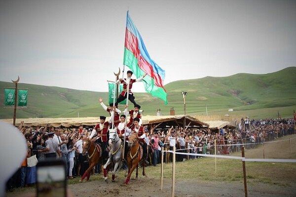 Azerbaycan'da 'Milli Yayla Festivali' coşkusu