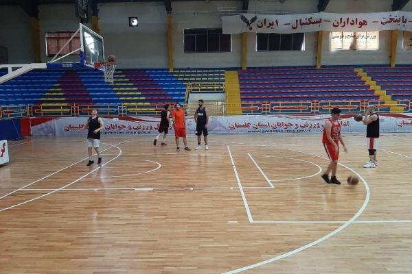 رقابت های بسکتبال خیابانی در شهرکرد برگزار شد