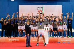 Iran earns first ever title in men's U21 World C'ship