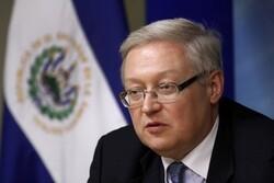 ريابكوف: إجراءات إيران تبقي الفرصة للمناورة من أجل الحفاظ على الاتفاق النووي