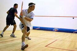 ورزش اسکواش مرکزی جایگاه دوم کشور را به خود اختصاص داده است