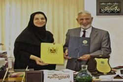 همکاری مشترک پردیس ارس دانشگاه تهران و دانشگاه المستقبل عراق