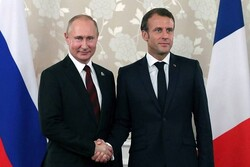 France's Macron, Russia's Putin to discuss Iran in August