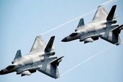 چین جنگندههای ضد رادار پیشرفته در تنگه تایوان مستقر کرد