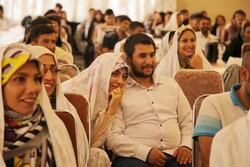"""عرس جماعي في محافظة """"خراسان شمالي"""" /صور"""