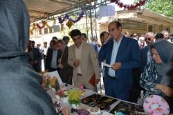 نمایشگاه دستاورد کارگاههای فنی و حرفهای خرمآباد دایر شد