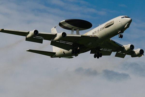 امریکہ کے جاسوس طیارے کی روسی سرحد کے قریب پرواز