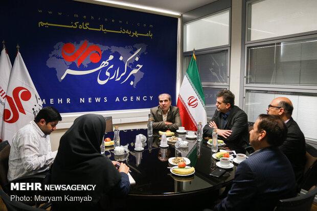گفتگو با خداقلی میرزایی مدیر اداره کل تامین اجتماعی شرق تهران