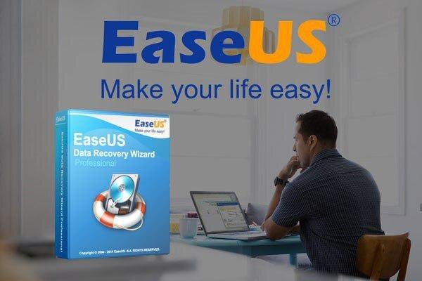 آموزش ریکاوری اطلاعات حذف شده با EaseUS Data Recovery