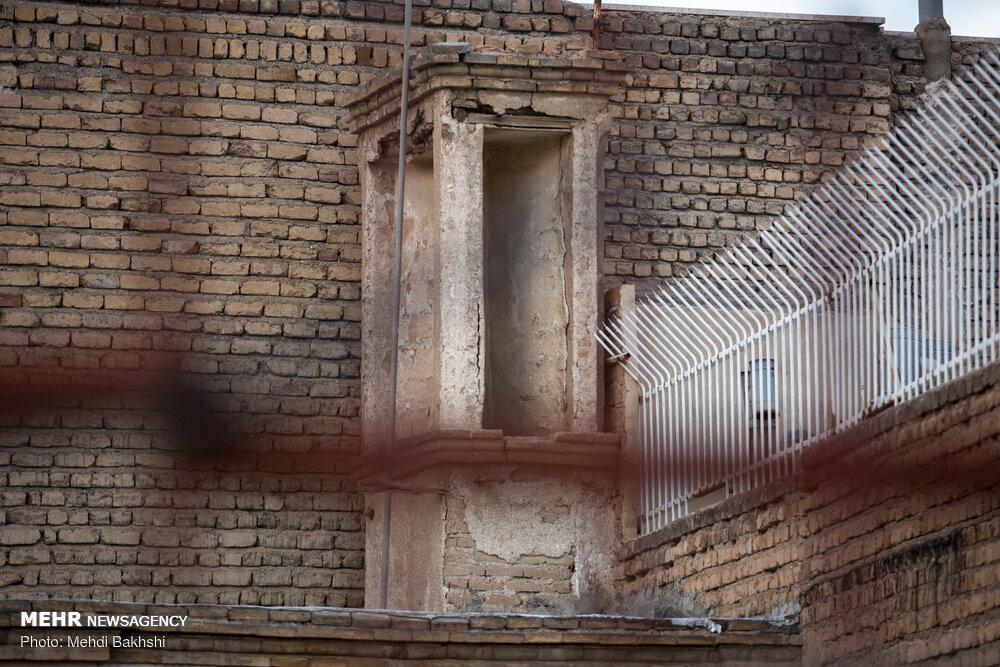 """الملاقف التاريخية في مدينة """"قم"""""""