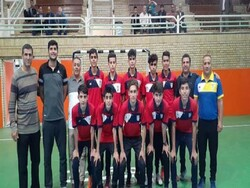 تیم فوتسال متوسطه اول پسران کردستان مقام سوم کشور را به دست آورد