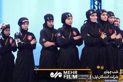 اجرایی دیگر دختران نینجا در عصر جدید