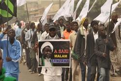 دولت بوهاری فعالیت «جنبش اسلامی نیجریه» را ممنوع کرد