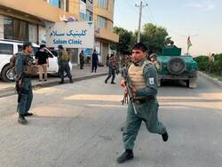Afganistan'daki bombalı saldırıdan fotoğraflar