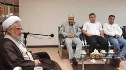 پیگیر مطالبات اهالی رسانه در حوزه های صنفی و محتوایی هستم