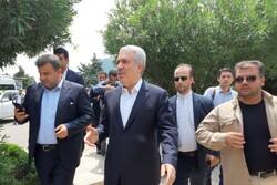 رئیس سازمان میراث فرهنگی از بازار تاریخی و موزه نراق بازدید کرد