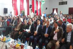 آیین تودیع و معارفه شهردار جدید گلستان برگزار شد