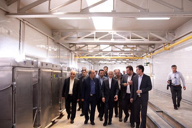 اولین آشپزخانه تمام صنعتی دانشگاهی کشور در تبریز افتتاح شد