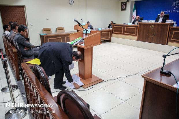 نخستین جلسه دادگاه رسیدگی به پرونده متهمان توزیع گوشت برزیلی