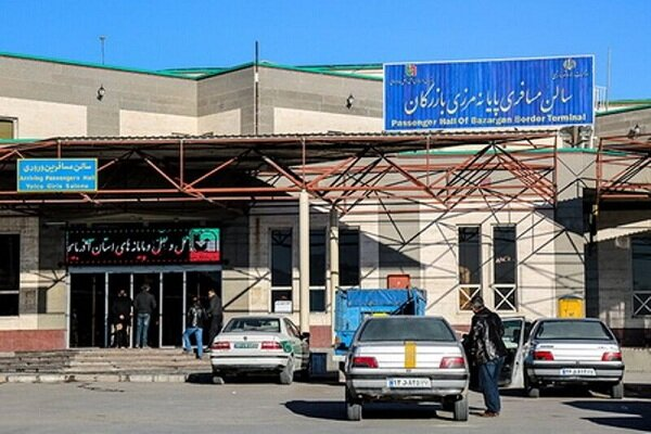 Number of tourists entering from Bazargan border to Iran up by 57%