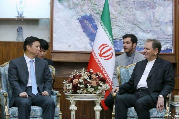 Iran ready to export gas to China via IP gas pipeline: Jahangiri