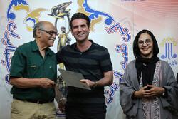 آیین تقدیر از نامزدهای بیست و یکمین جشن بزرگ سینمای ایران