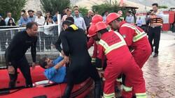 نجات۵ هزار و ۳۰۰ حادثهدیده در طرح تابستانه هلالاحمر