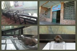 غفلت از یک ظرفیت توریستی/ کمبود فضا و تجهیزات در موزه کیهانی نراق