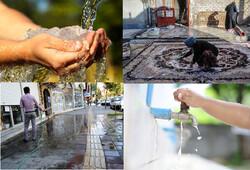 افزایش ۱۷ درصدی مصرف آب در کرمانشاه/هشدار نوبتبندی در برخی مناطق